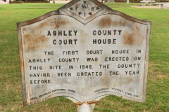 Ashley County Courthouse