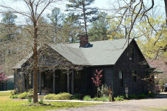 Crossett Experimental Forest Building No. 8