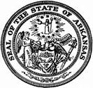 Seal State of Arkansas